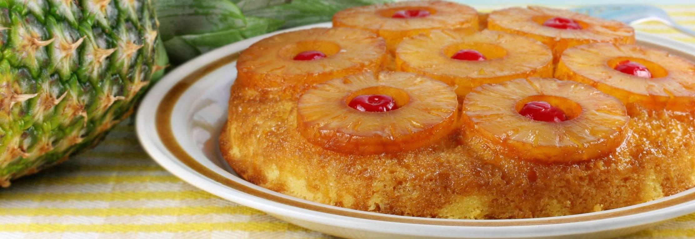 how to make pineapple upside down cake recipe