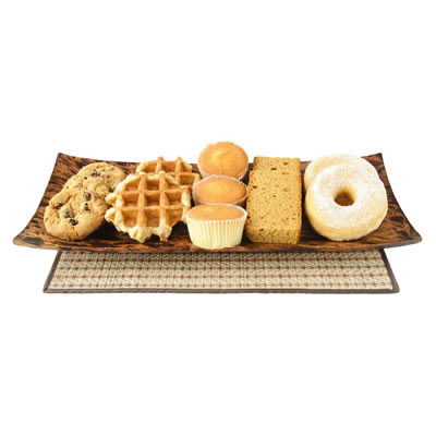 tray of baked goods