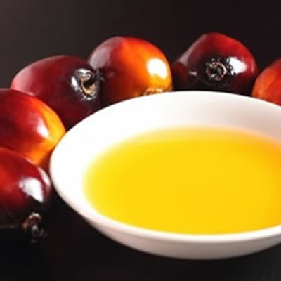 bowl of palm oil