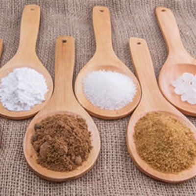 sweeteners used in baking