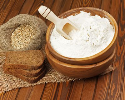 whole grain wheat flour
