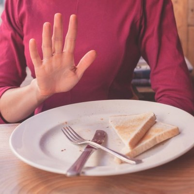 People who are gluten sensitivities avoid products with wheat, rye and barley.