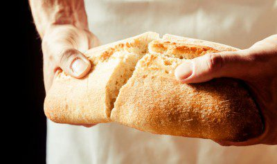In spite of popular opinion, eating bread is not a bad thing.