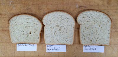 Bread from Rapidojet