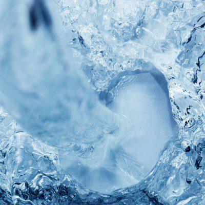 water- gluten hydration
